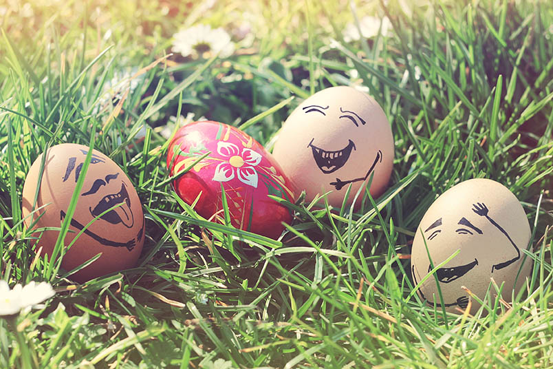 10 funny, interesting and simply ridiculous facts about Easter