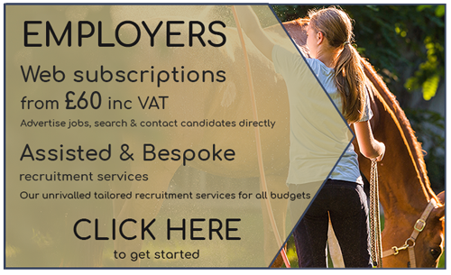 Equine Careers | Equine Grooms | Equine Staff | Equestrian Employers